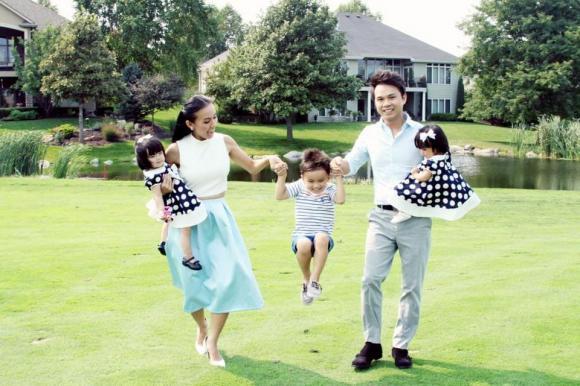Huyền Ny, tiến sĩ dược Huyền Ny, đời sống vợ chồng