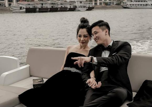 Bạch Lan Phương , bạn gái Huỳnh Anh, Huỳnh Anh