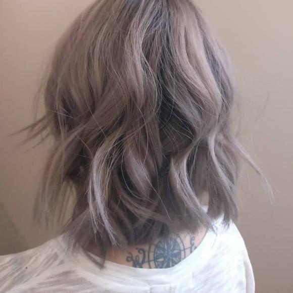 màu tóc, tóc nhuộm, xu hướng tóc
