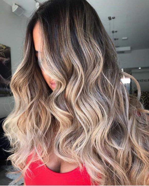Màu tóc, thuốc nhuộm tóc, nhuộm tóc