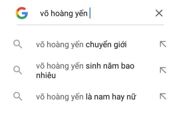 Võ Hoàng Yến, siêu mẫu Võ Hoàng Yến, sao Việt