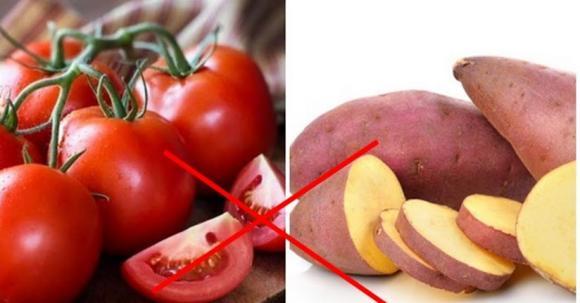 lưu ý khi ăn cà chua, ăn cà chua, chăm sóc sức khỏe đúng cách
