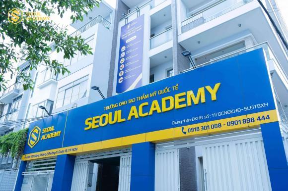 học nghề làm tóc, Seoul Academy,