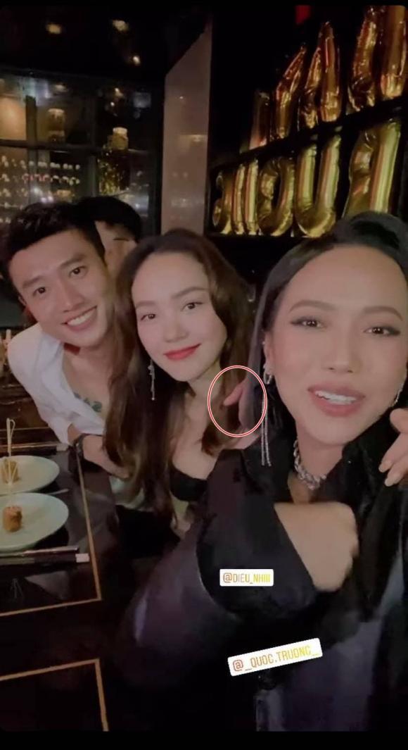 Quốc Trường, Minh Hằng, Tin đồn hẹn hò, Sao Việt