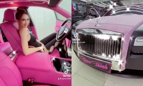 Ngọc Trinh, Nữ hoàng nội y, Nathan Lee, Siêu xe