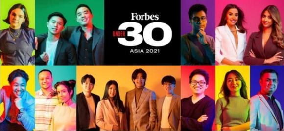 Châu Bùi, Tạp chí Forbes, 30 Under 30