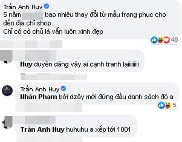Midu, Trần Anh Huy, nhan sắc, thời trang