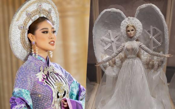 Miss Universe 2020, Nguyễn Trần Khánh Vân, hoa hậu hoàn vũ