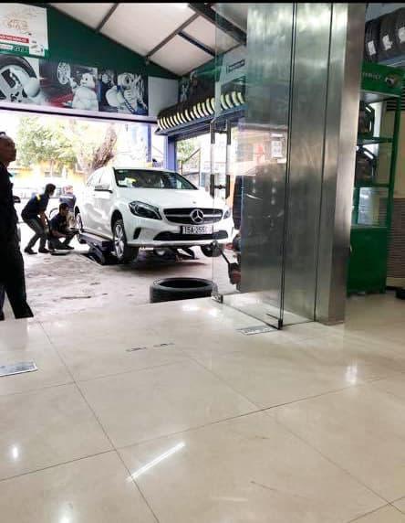 tai nạn, tài xế,  Hải Phòng, Mercedes