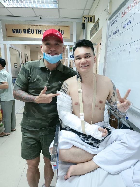 Khắc Việt, tình hình sức khỏe của Khắc Việt, sao việt