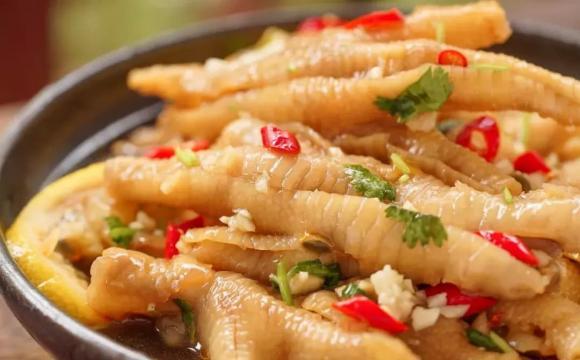 ẩm thực gia đình, địa chỉ ăn ngon, chân gà rút xương