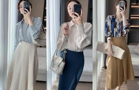 thời trang đẹp, thời trang phụ nữ trung niên, phụ nữ trung niên nên mặc gì