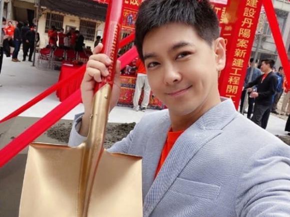 Lâm Chí Dĩnh, diễn viên thiên long bát bộ, sao hoa ngữ