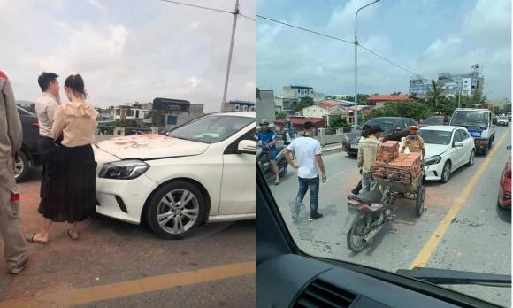 tài xế, taxi, thanh niên, va chạm giao thông