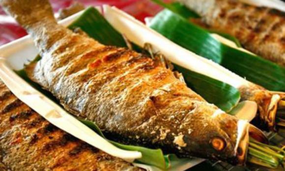 cá hấp, cách khử mùi tanh của cá, món ngon