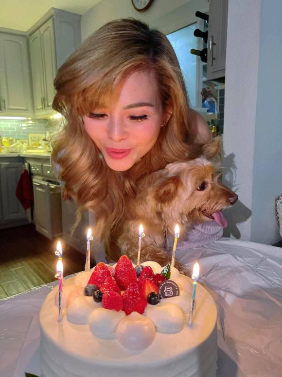 ca sĩ Ngọc Anh, sinh nhật Ngọc Anh, Ngọc Anh