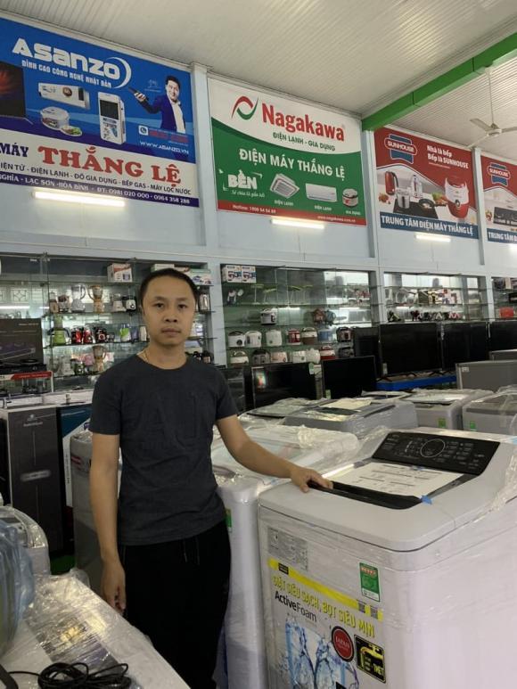 Nguyễn Văn Thắng, Điện máy thắng lê