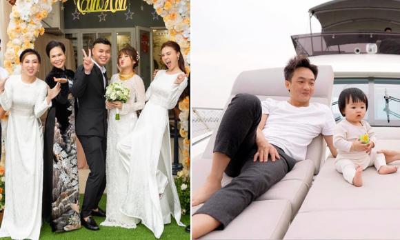 Ninh Dương Lan Ngọc, đám cưới em trai Ninh Dương Lan Ngọc, em trai Ninh Dương Lan Ngọc
