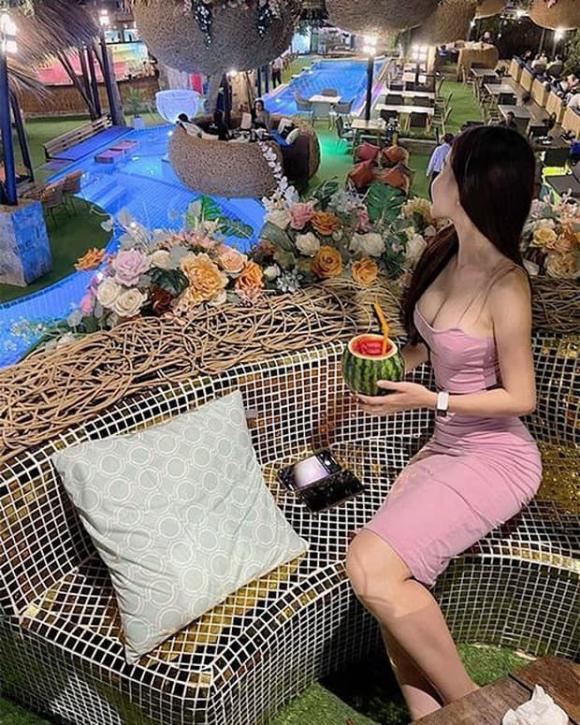 Yến Xuân, bạn gái Lâm Tây, Lâm Tây