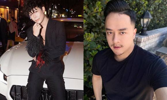 Nathan Lee, Xuân Lan, Ngọc Trinh, Cao Thái Sơn