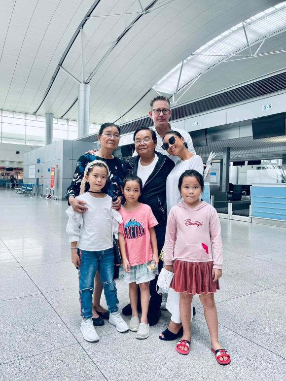 Đoan Trang, cuộc sống Đoan Trang, sao Việt
