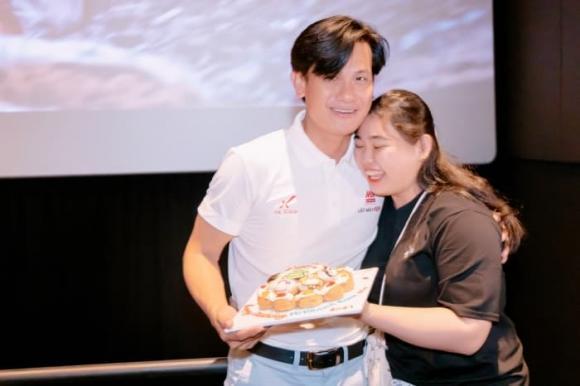 ca sĩ Lý Hải, diễn viên Ốc Thanh Vân, sao Việt,