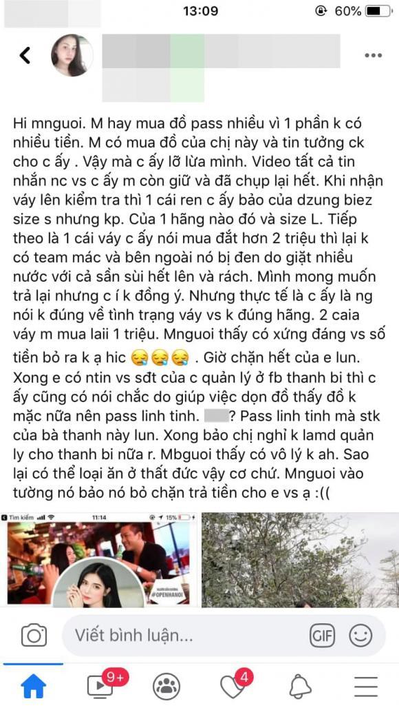 Thanh Bi, diễn viên Người phán xử, scandal Thanh Bi