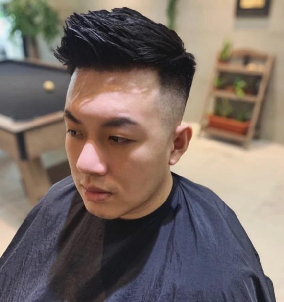 tóc nam, người mập để tóc gì hợp