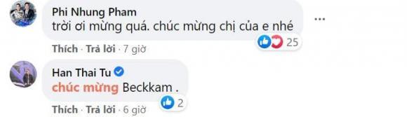 Trizzie Phương Trinh, Bằng Kiều, Beckam