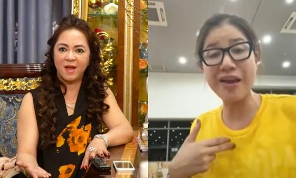 Trang Trần, vợ Xuân Bắc, sao Việt, Phương Hằng