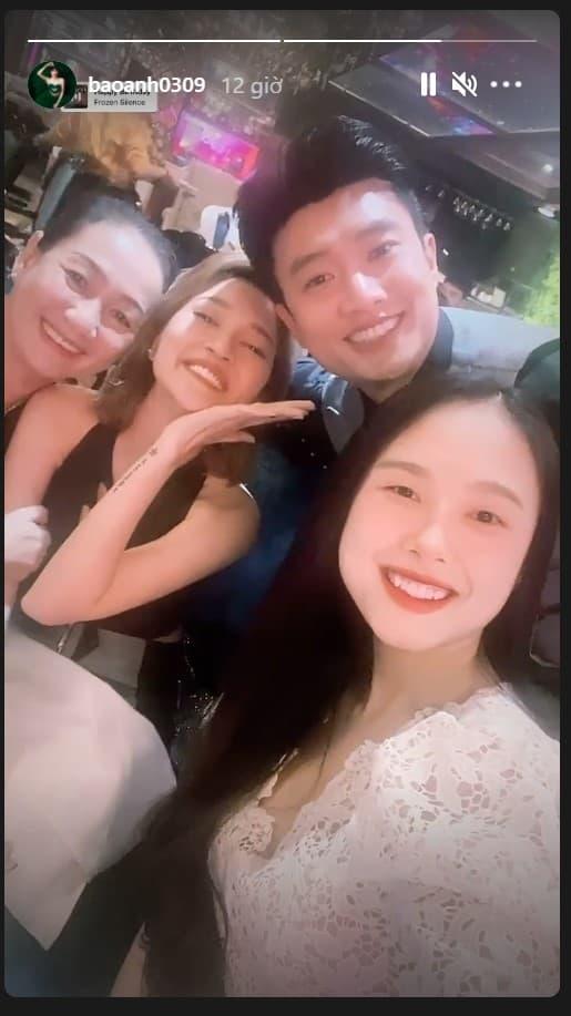 Quốc Trường, Bảo Anh, Minh Hằng