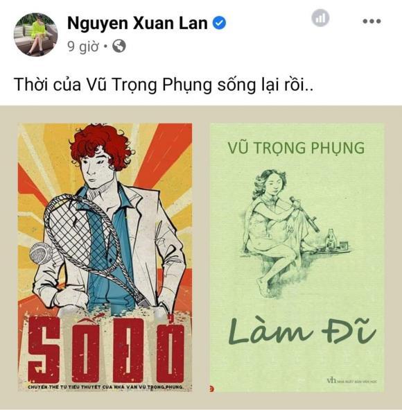 Xuân Lan, Nathan Lee, Drama, Sao Việt