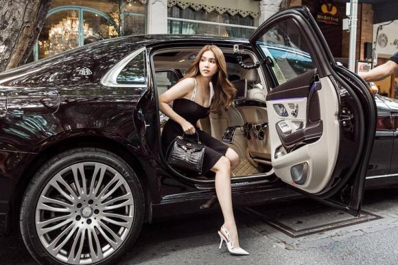 Ngọc Trinh, Nữ hoàng nội y, Siêu xe, Nathan Lee