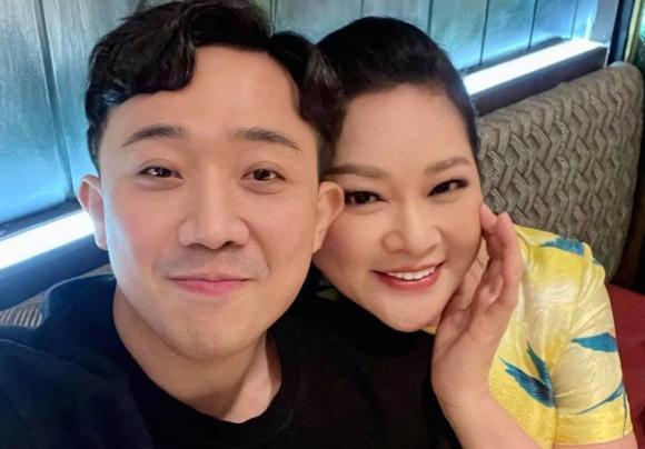 Ca sĩ Như Quỳnh, MC Trấn Thành, Nữ ca sĩ,