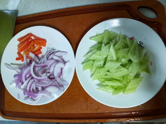 hành tây xào, món ngon, dạy nấu ăn