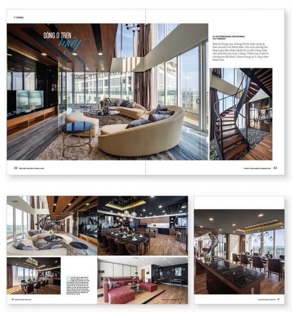 Tạp chí Kiến Trúc Nhà Đẹp, Công trình đạt chuẩn Bộ sưu tập Nhà đẹp năm 2020