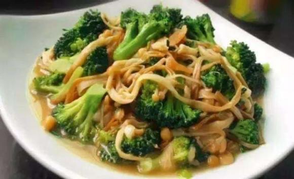ẩm thực gia đình, món ngon mỗi ngày, món ngon với súp lơ xanh