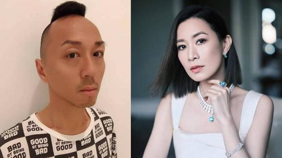Xa Thi Mạn,  Đới Diệu Minh, diễn viên TVB