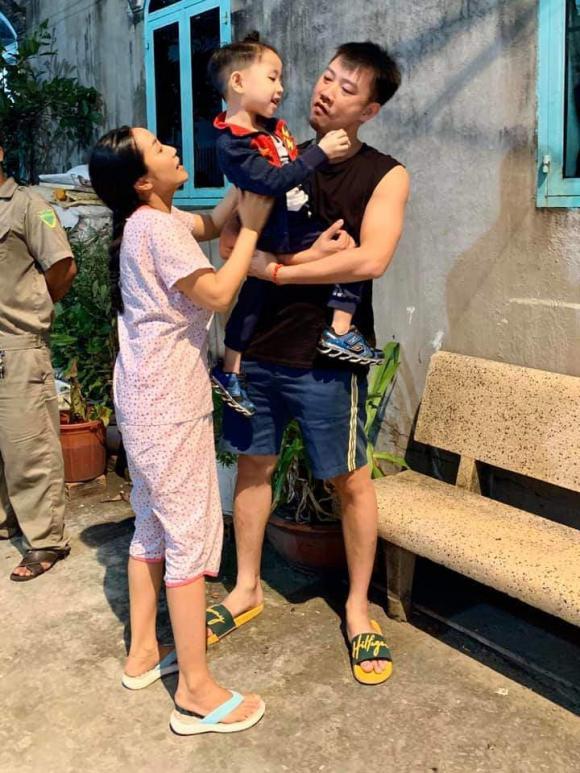 Ốc Thanh Vân, Nữ diễn viên, Con trai, Sao Việt