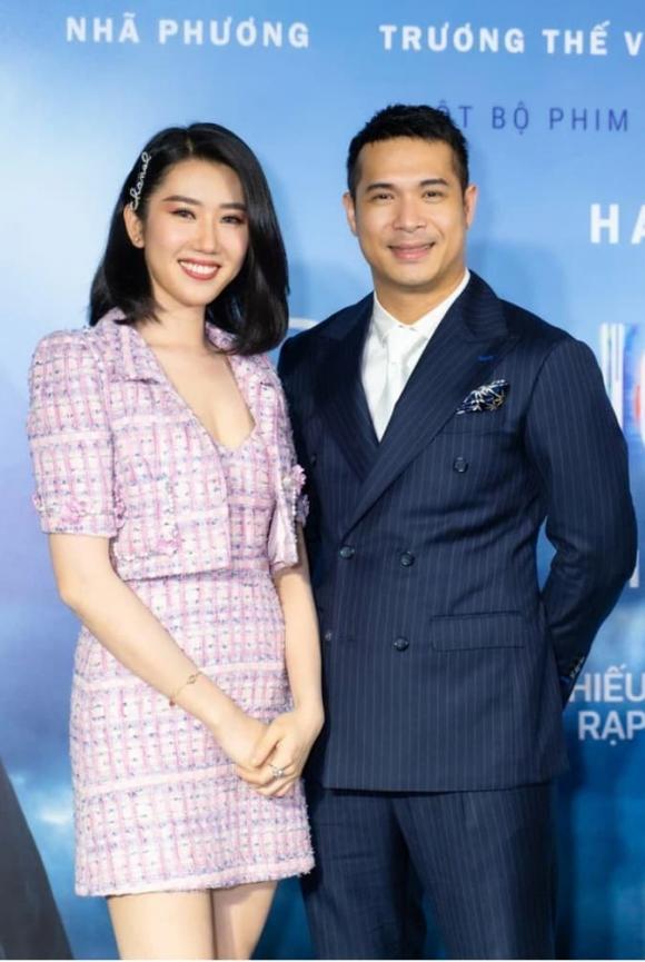 diễn viên Thuý Ngân, ca sĩ Trường Thế Vinh, sao Việt