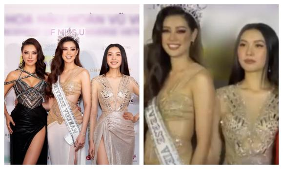 Tóc Tiên, Khánh Vân, Miss Universe 2020
