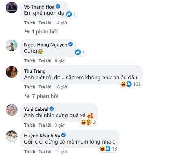 Tiến Luật, Thu Trang, Nữ diễn viên, Sao Việt