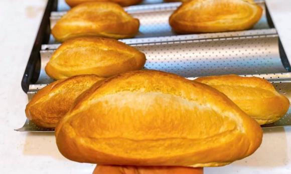 bánh mì, công thức làm bánh mì, công thức làm bánh