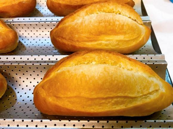 bánh mì, công thức làm bánh mì, men tự nhiên