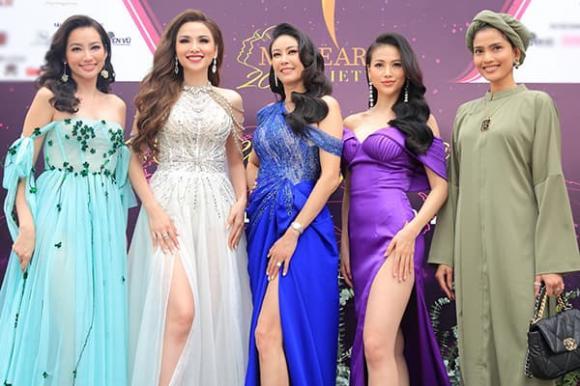 Miss Earth Việt Nam 2021, Nam Em, Hà Kiều Anh, Trúc Diễm, Diễm Hương, Trương Thị May