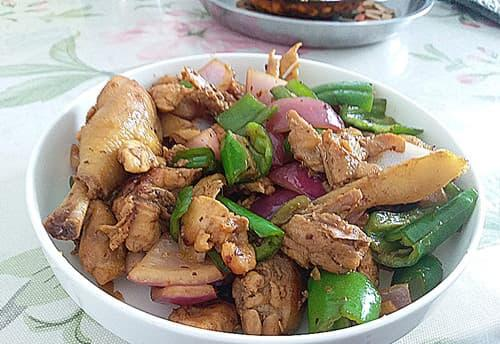 thịt gà, cách nấu thịt gà, món ngon