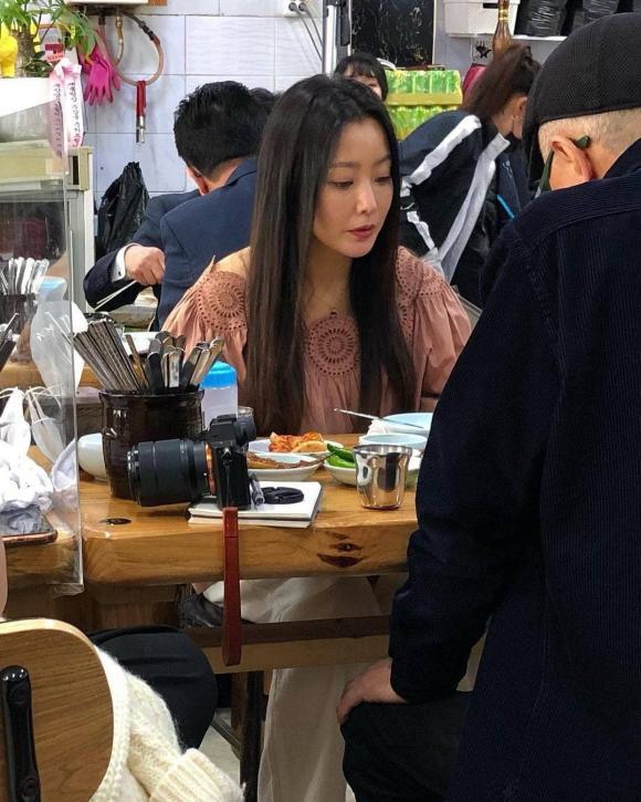 kim hee sun, người qua đường, nhan sắc, sao hàn