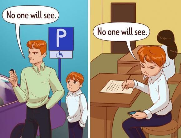 dạy con, dạy hư con, kiến thức chăm con