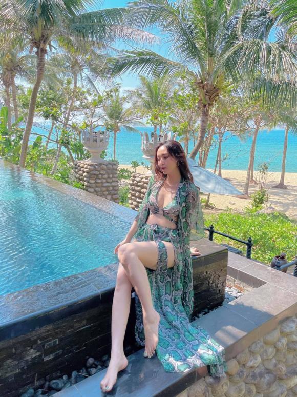 Ngô Trà My, á hậu Ngô Trà My, sao Việt
