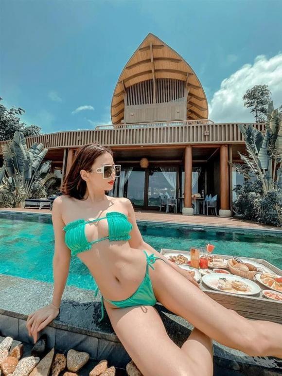 Lệ Quyên, Ngọc Trinh, Chi Pu, bikini